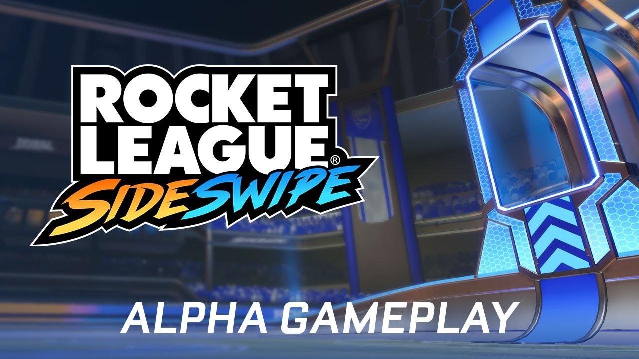 Rocket League Sideswipe Access Alpha Guide
