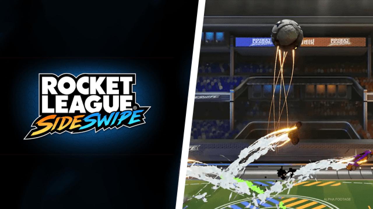 Guide to Access Alpha in Rocket League Sideswipe