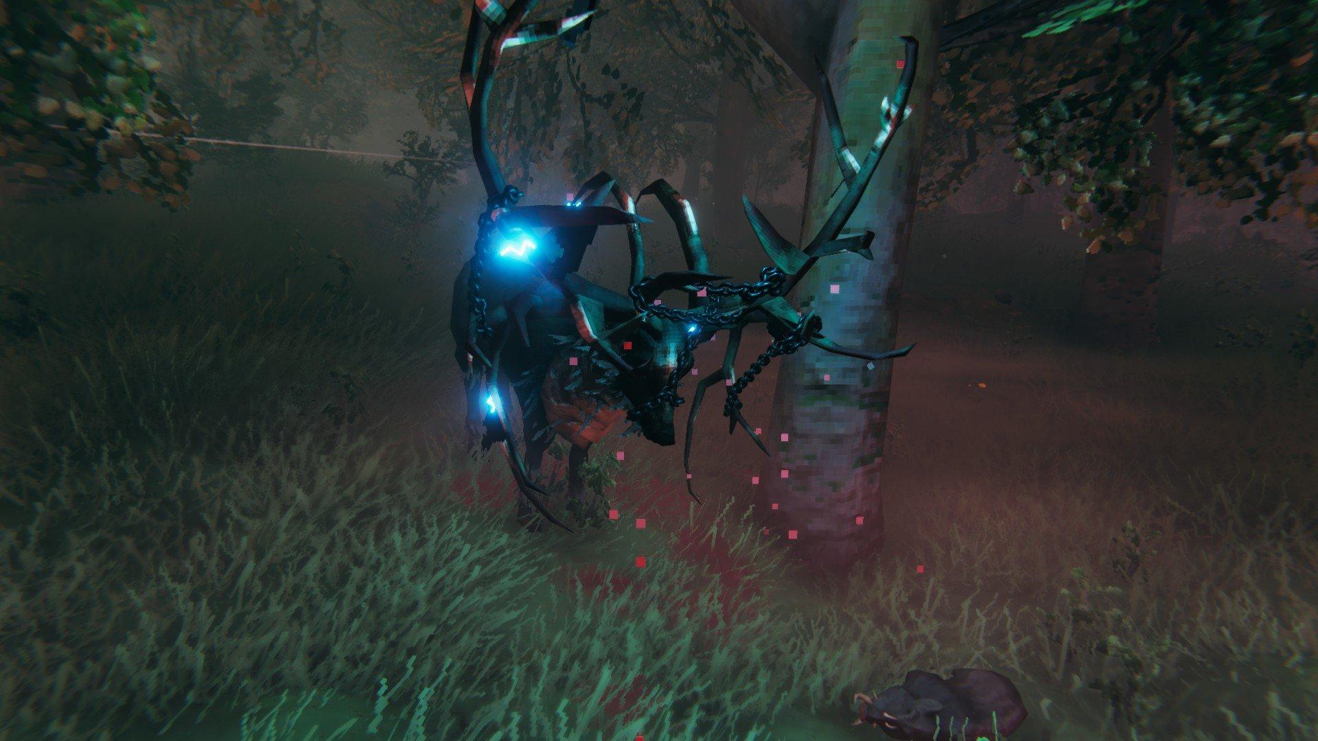 Valheim Eikthyr Screenshot