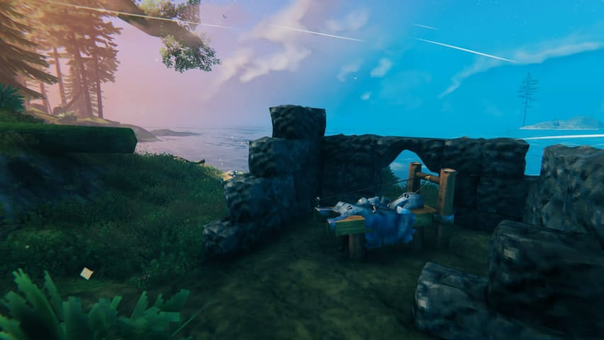Valheim Stonecutter and Stone Buildings Guide