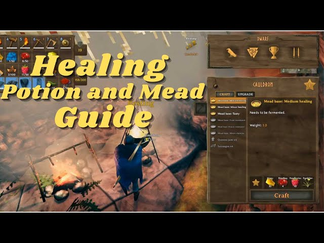 bloodbags recipes in valheim