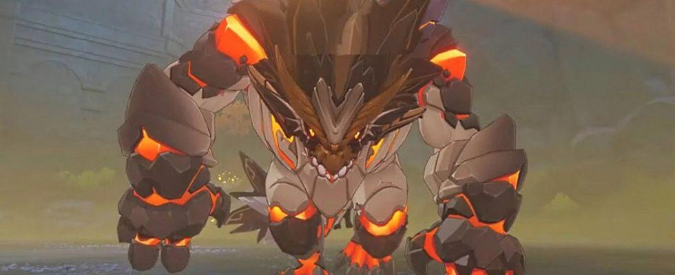 Genshin Impact Vishaps