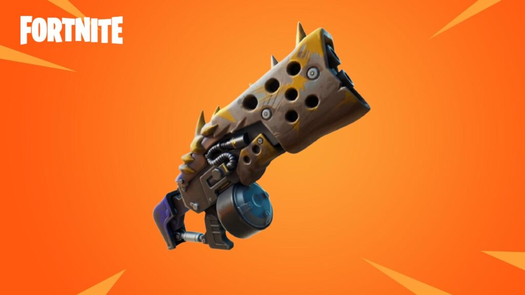 fortnite primal shotgun