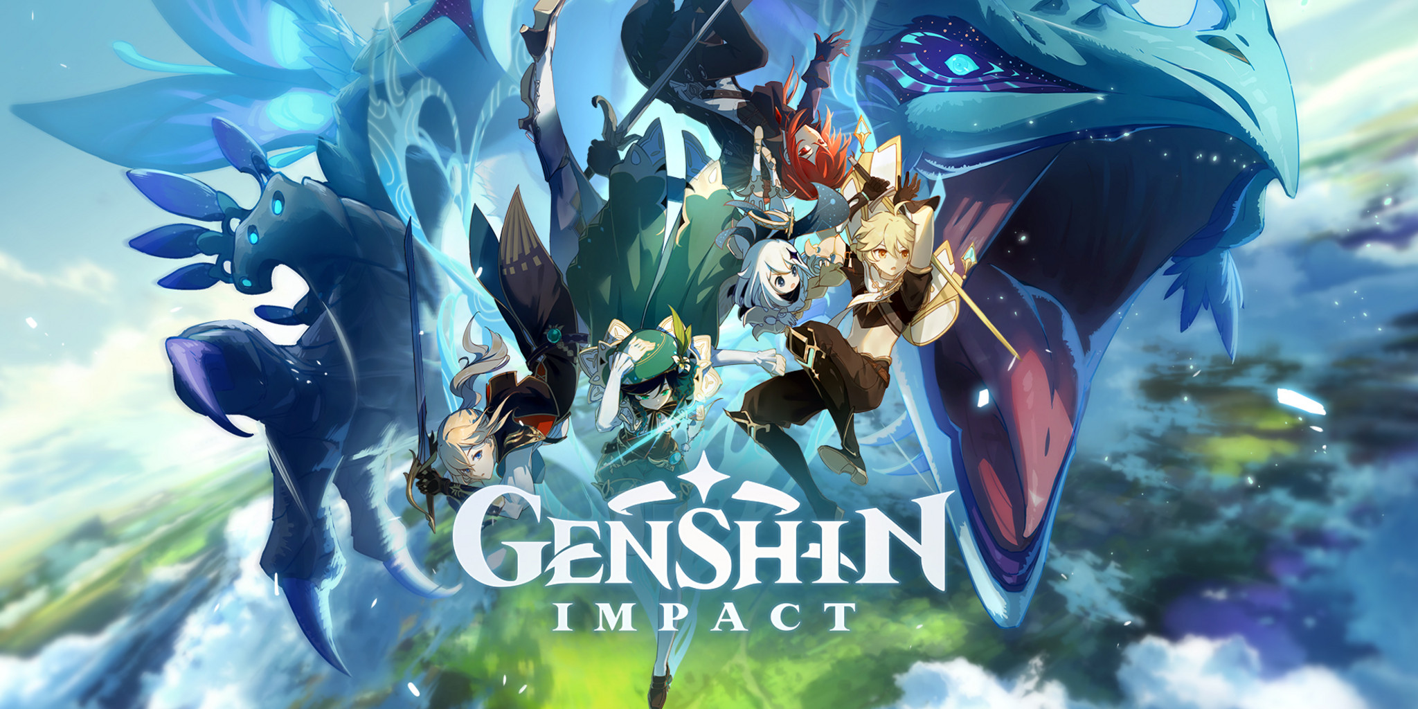 genshin impact wallpaper
