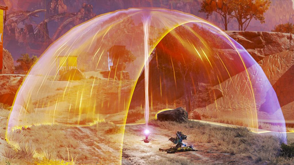 Apex Legends Hot Shields