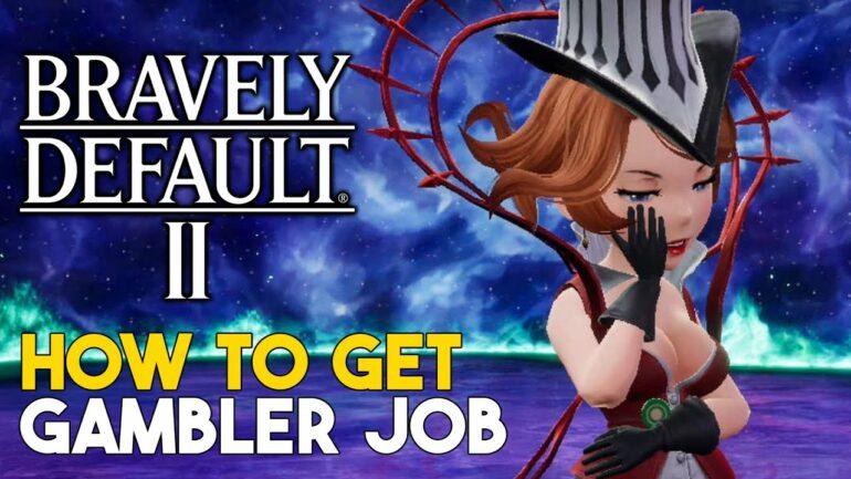 Bravely Default 2 guide to get gambler job