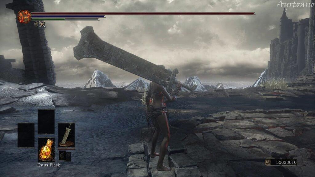 Demons Soul Dragon Bone Smasher