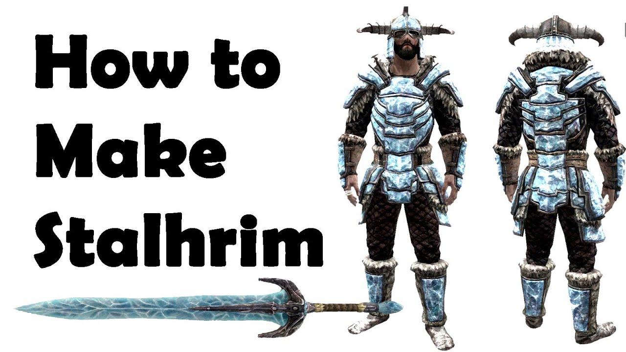 Skyrim get Stalhrim