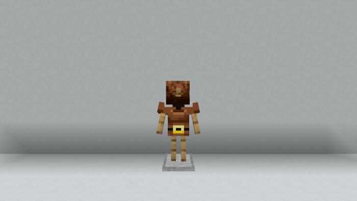 Minecraft Dungeons Gilded Battle Robe