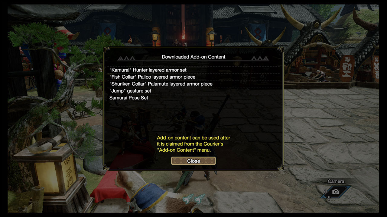 Monster Hunter Rise Guide to unlock layered armor