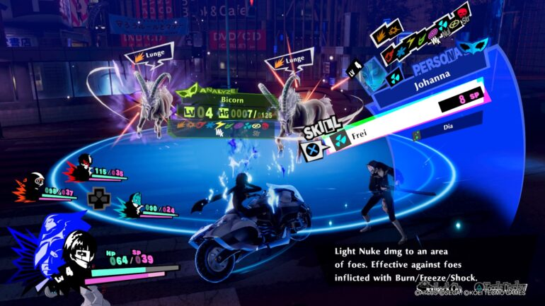 Persona 5 Strikers guide for millions pp