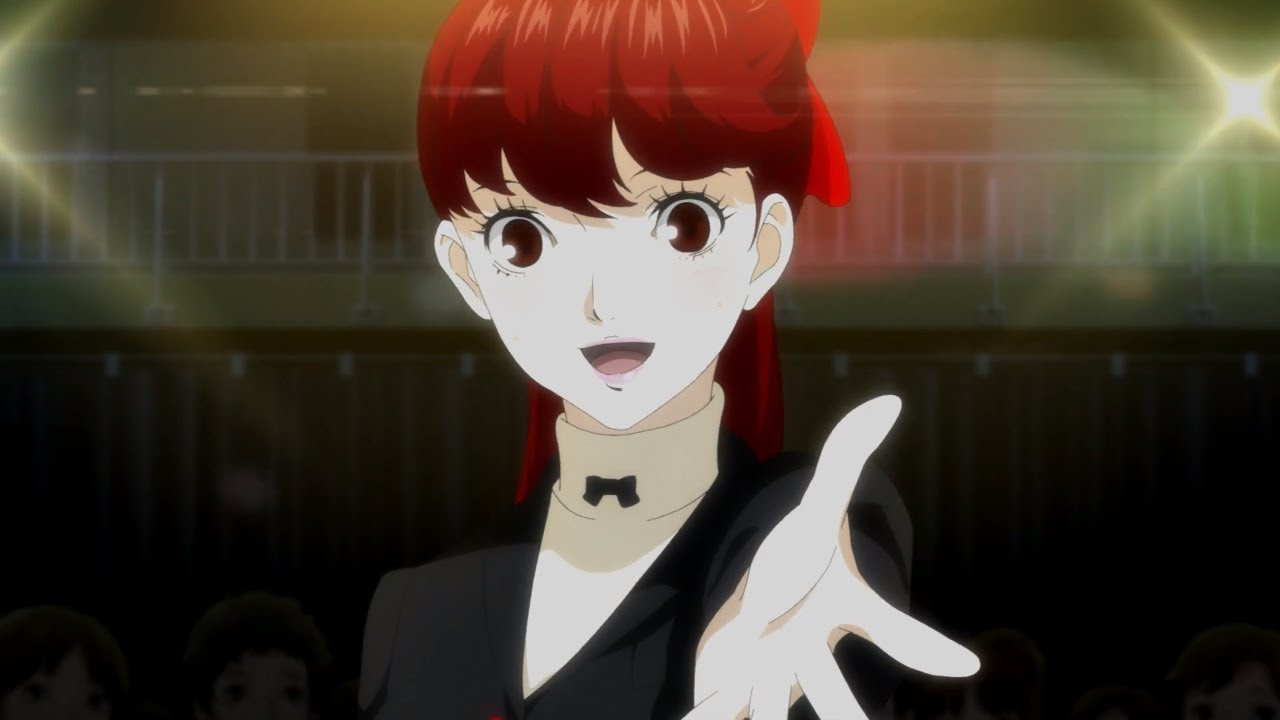 Persona 5 Strikers all girlfriends
