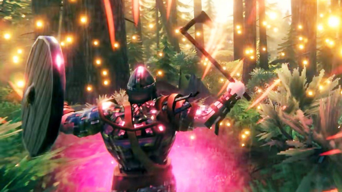 Valheim Fire Sword