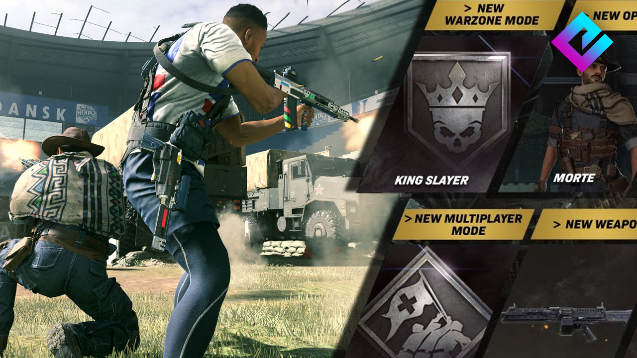 Call of Duty Warzone King Slayer