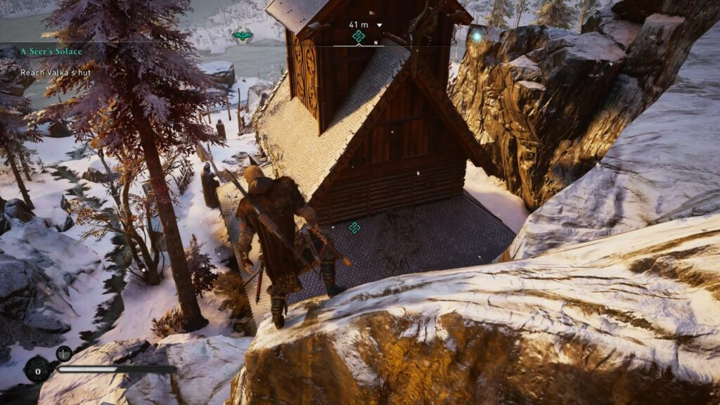 AC Valhalla Seer's Solace Quest