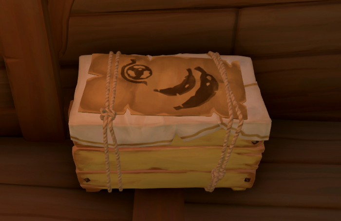 Sea of Thieves Resource crates