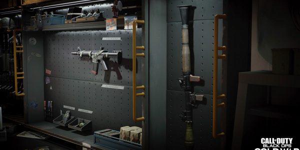 Cold War Gunsmith-Customs
