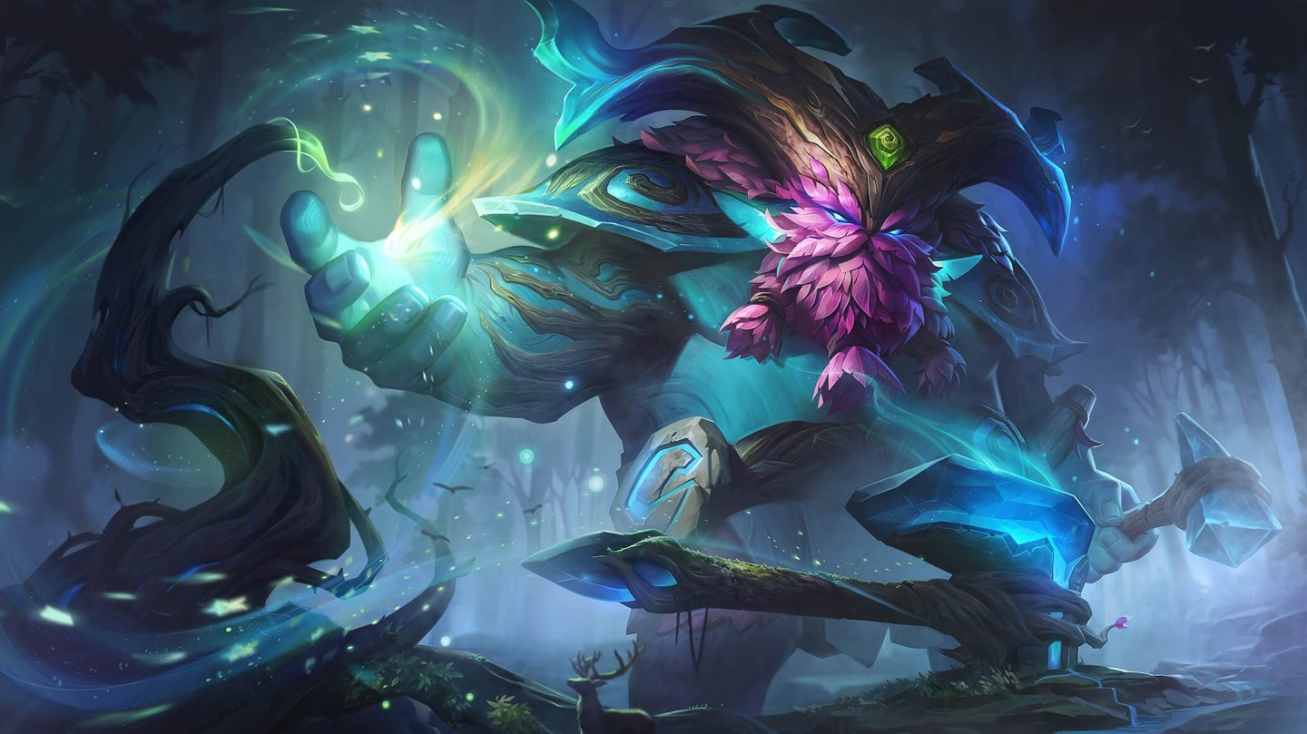 Theme for League of Legends Covid-19 Relief