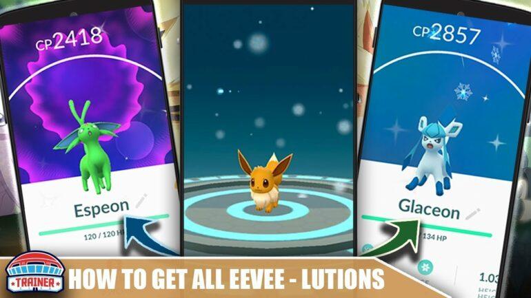 How to get Espeon in Pokemon Go