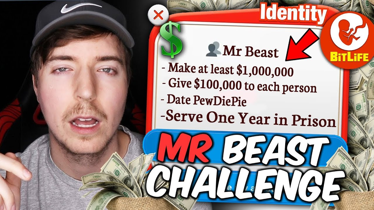 How to complete PewDiePie Challenge in Bitlife