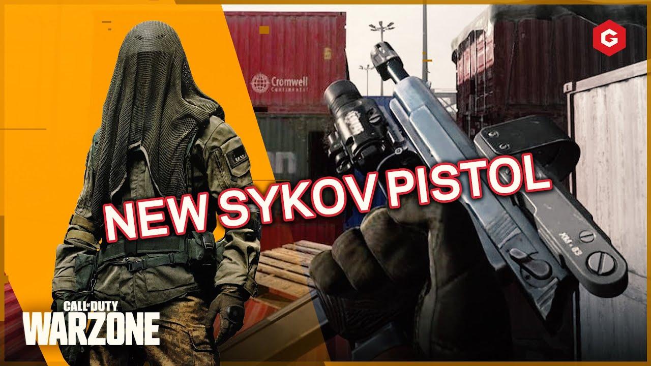 How to unlock Sykov Pistol in COD