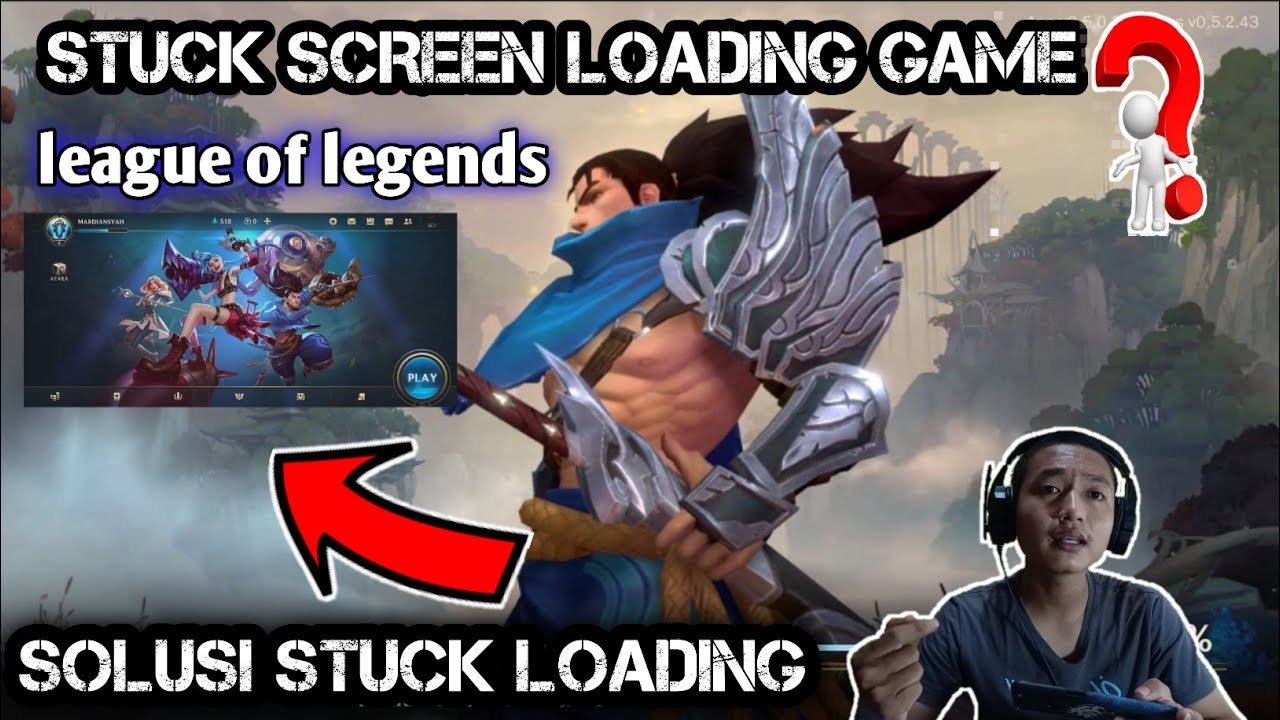 Guide to Resolve League of Legends Loading Error