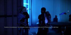 Mass Effect 2 Presidium Groundskeeper