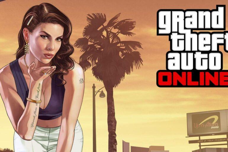 GTA Online Get Garage