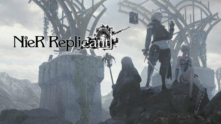 NieR Replicant FPS Issue Solve