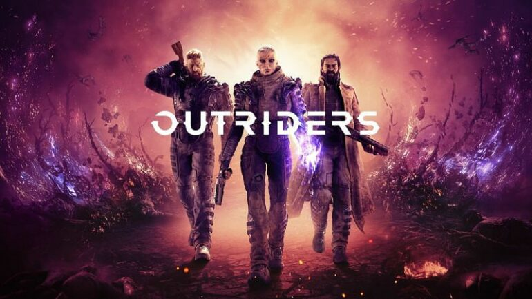 Outriders Story