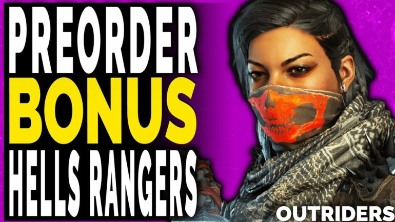 Outriders Guide to unlock Hell's Rangers