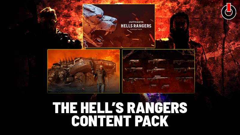 Outriders Pre-Order Bonus: Hell's Rangers