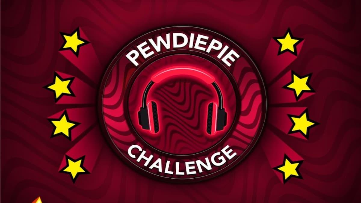 Pewdiepie-Challenge