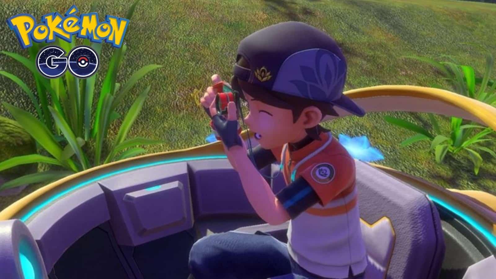Pokemon Go Snap Event