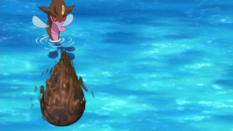 Catch Skrelp in Pokemon Go