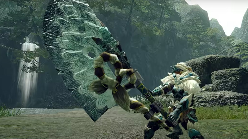 Monster Hunter Rise Omniplegia Sac