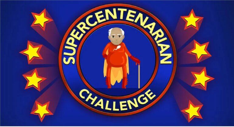 Supercentenarian