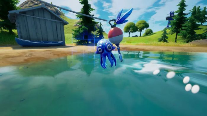 What is a Cuddle Fish in Fortnite 1