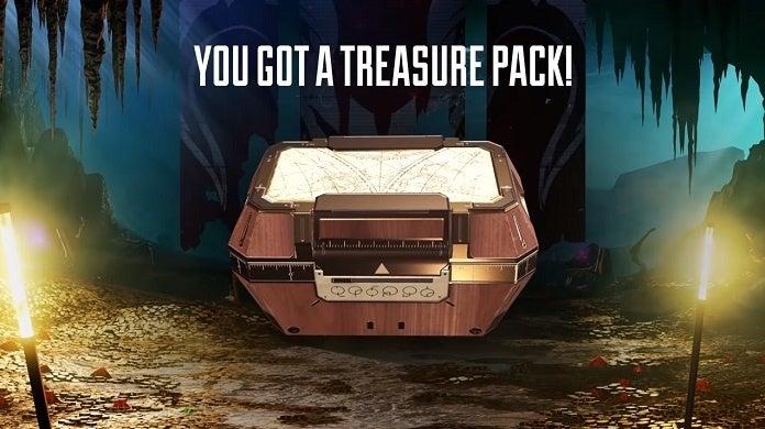 Apex Legends Treasure Packs