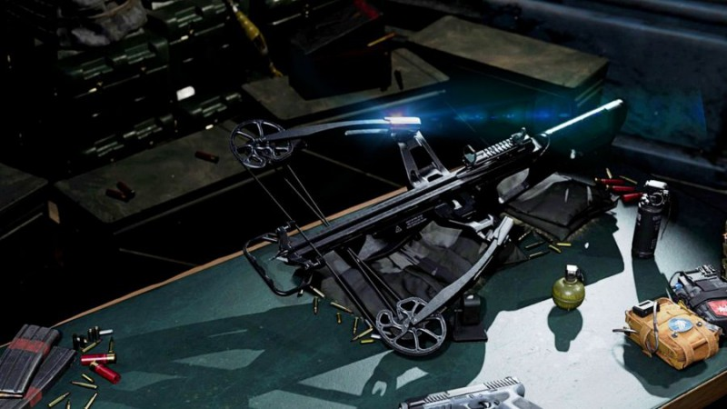 CoD Black Ops Cold War Crossbow