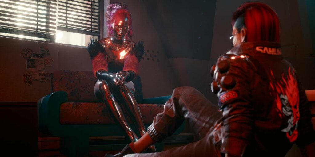 Cyberpunk 2077 Violence Quest