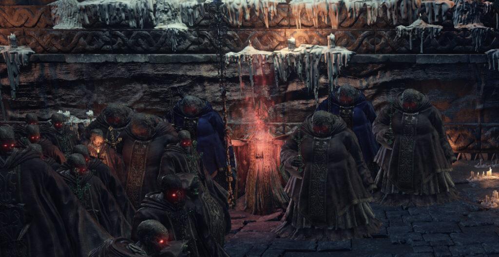 Dark Souls 3 Deacons of the Deep
