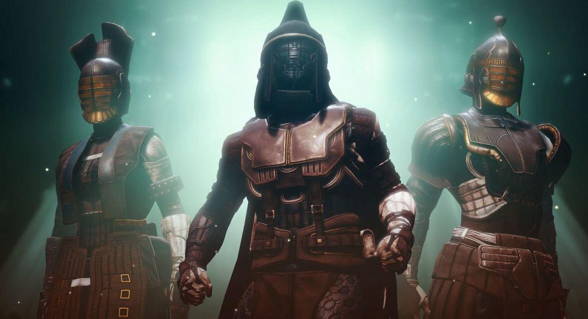 Destiny 2 Praefectus Armor