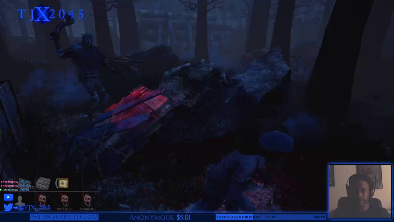Find the hatch in dead by daylight