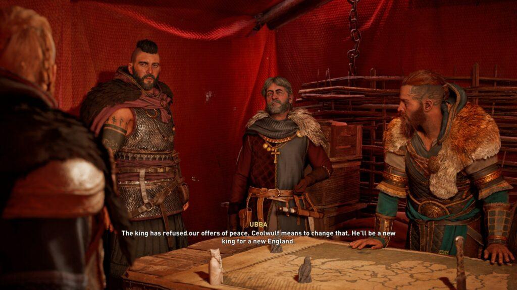 AC Valhalla Sons of Ragnar Quest