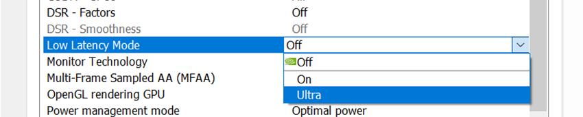 gamescom 2019 geforce game ready driver ultra low latency nvcpl option alt