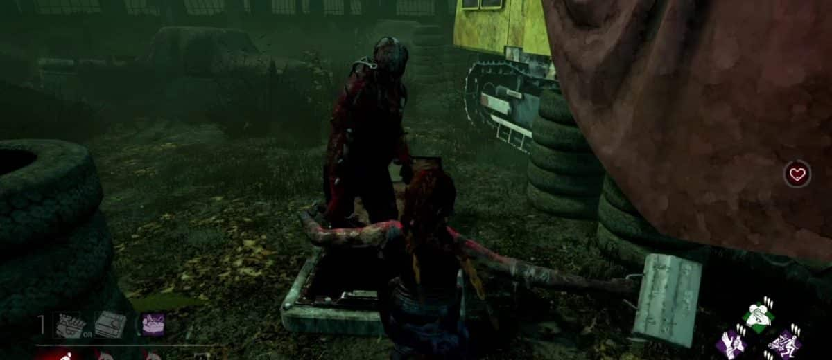 Procedures of Dead by Daylight