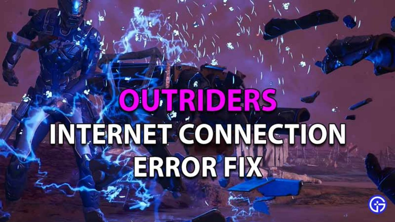 How to fIx internet connection errors