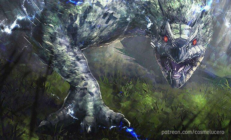 Monster Hunter Rise TobiKadachi