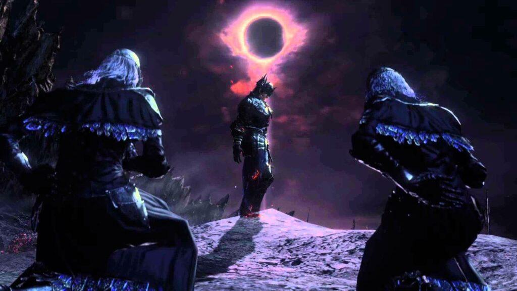 Dark Souls 3 Endings
